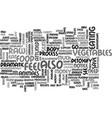 benefits text word cloud concept vector image vector image