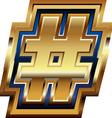 golden number symbol