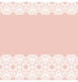 Background with lace vector image vector image