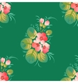 Seamless pattern in russian traditional style vector image vector image