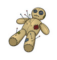 voodoo doll pop art