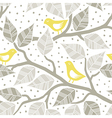 Pastel bird print patterns