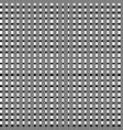 simple seamless irregular geometric pattern with vector image vector image