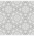 vintage retro seamless pattern Decorative vector image vector image
