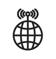 Global Signals vector image