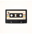 Cassette Tape Old vector image