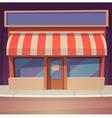 Cartoon Store vector image vector image