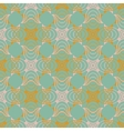 Victorian pattern in natural colors vector image vector image