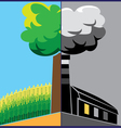 ecology v2 vector image vector image