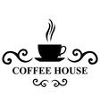 coffeecap icon vector image vector image