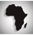 Flat about africa design vector image vector image
