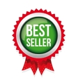 Best Seller badge vector image