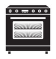oven vector image vector image