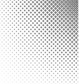 Monochrome curved star pattern background design vector image vector image