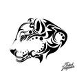 Tribal Jaguar tattoo