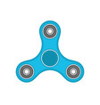 hand spinner toys vector image