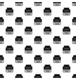 new typewriter pattern seamless vector image vector image