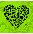 love bugs vector image vector image