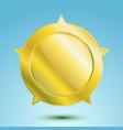 web icon template vector image