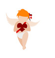 angel of love vector image