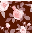 Decorative Floral Seamless Pattern vector image vector image