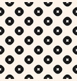 minimalist seamless pattern with geometric shapes vector image vector image
