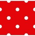 Pattern polka dot vector image