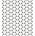 seamless geometric mesh pattern vector image