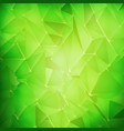abstract background soft blurred green vector image vector image