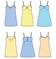 Dresses vector image