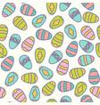 Easter seamless patern design
