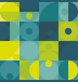 geometric minimalistic seamless pattern vector image vector image