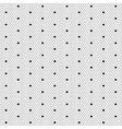 Dot lace seamless pattern net vector image