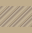 coffee color striped background seamless pattern vector image vector image