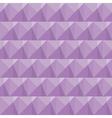 Poligonal pattern vector image vector image