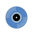 vinyl vintage record vector image