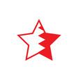 bahrain flag star