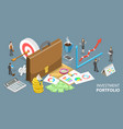 3d isometric conceptual of vector image