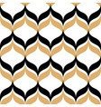 modern geometric pattern vector image vector image