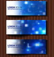 textural banners in grunge style Eps 10 vector image vector image