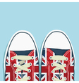 Uk shoes vector | Price: 1 Credit (USD $1)