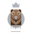 Angry bear logo