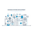 business systems development analysis research