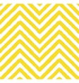 chevron yellow seamless pattern vector image