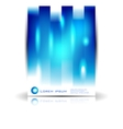 water card vector image vector image