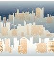 skyline seamless vector image