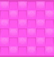 bright pink romantic pattern vector image vector image