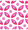eye background seamless abstract background vector image