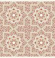 patterned floor tile moroccan pattern vector image vector image