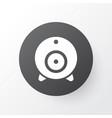 web cam icon symbol premium quality isolated vector image